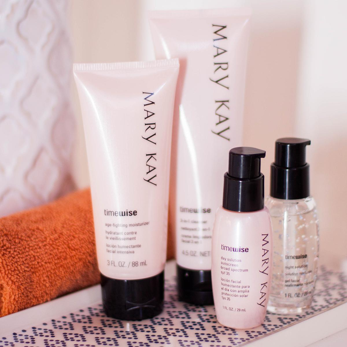 Mary kay facial products — pic 13
