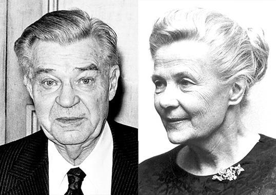The Nobel Prize On Twitter Nobelfacts Married Couple Gunnar Myrdal Economic Sciences 1974 And Alva Myrdal Nobel Peace Prize 1982 Http T Co Plzqapeful
