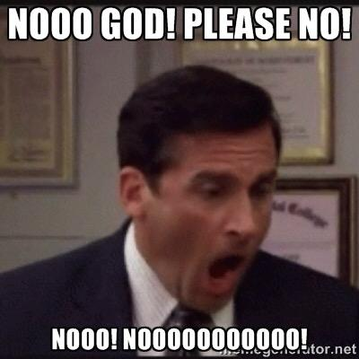 Everyone's reaction when the horn started honking... #TheWalkingDead http://t.co/h9YsNFK8cj
