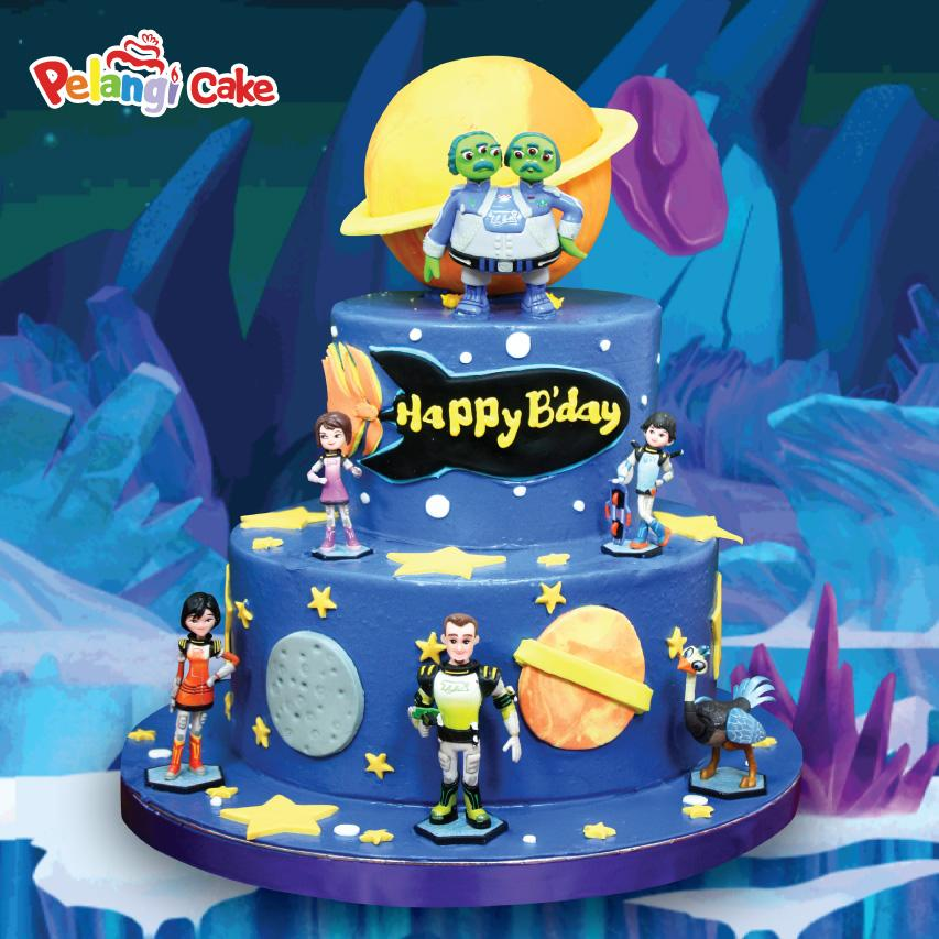 Pelangi Cake On Twitter Miles From Tomorrowland Now Available