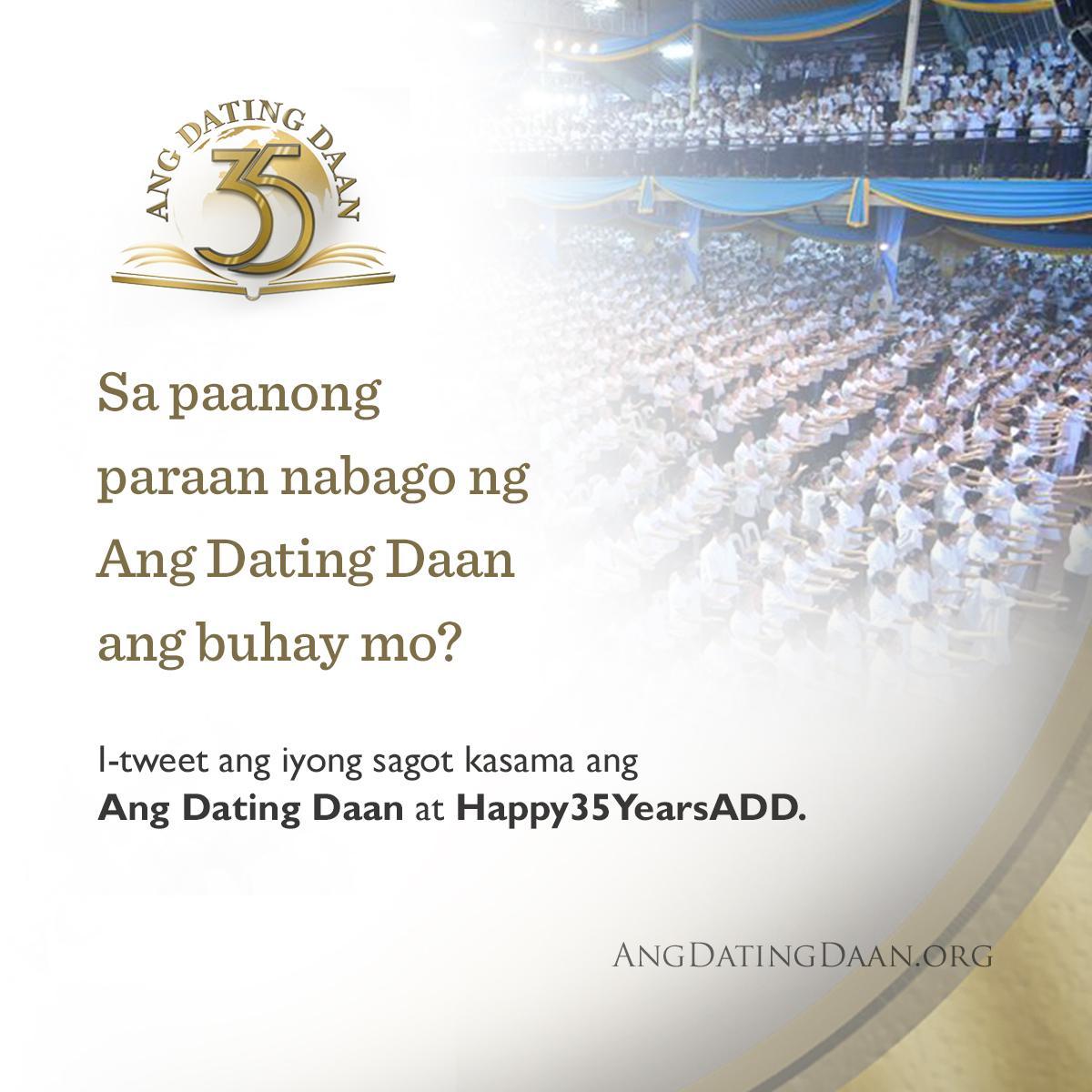 Ang dating Daan Iloilo City Hva er vitsen med dating sites