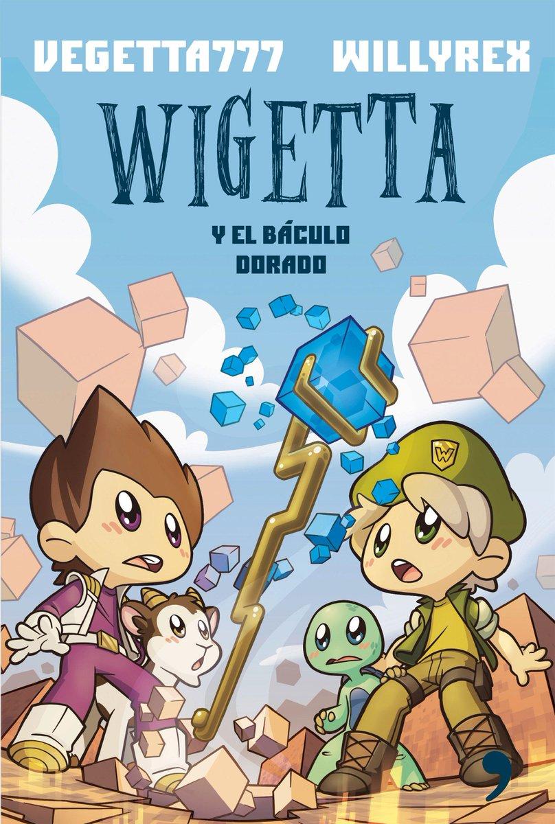 #Próximamente nuevo libro de @vegetta777 y @WillyrexYT ¡Apúntalo en la lista de los Reyes Magos! http://t.co/K7C6h6qTMk
