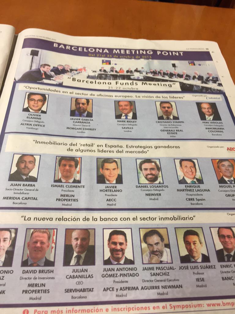 ¿Cómo se puede organizar en el sXXI un congreso profesional sin ninguna mujer? Me indigna @bmpsa!! http://t.co/El72qHMOCi