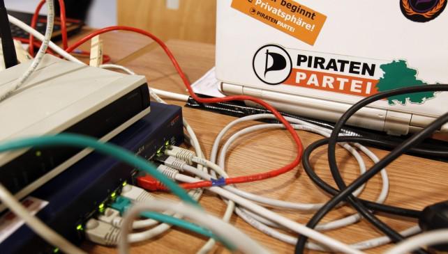 Partito Pirata, opzione per cambiamento rivoluzionario in Islanda