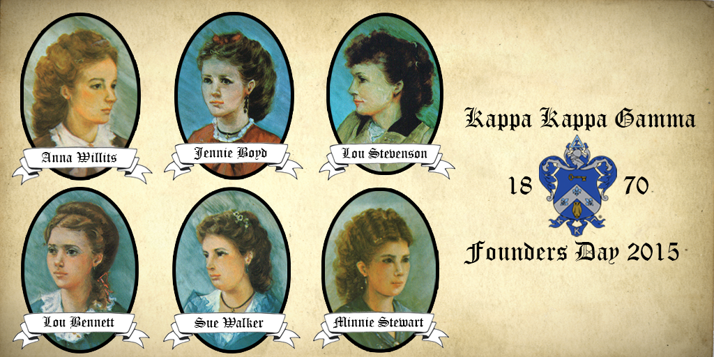 Happy Founders Day, Kappas! https://t.co/NFmb0WfYYW http://t.co/29OeExkYPG