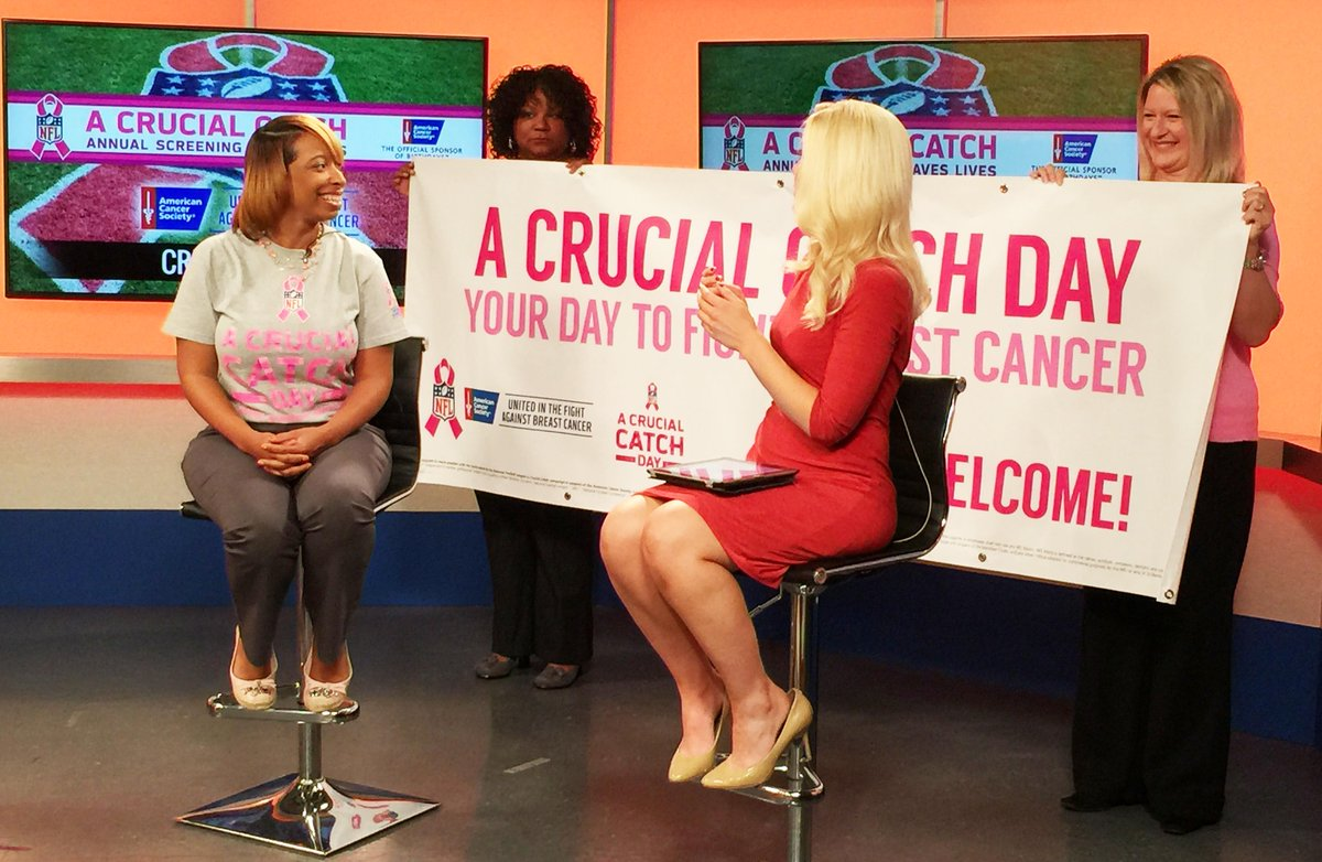 Affinia Healthcare On Twitter Promoting Crucial Catch Day On Fox 2