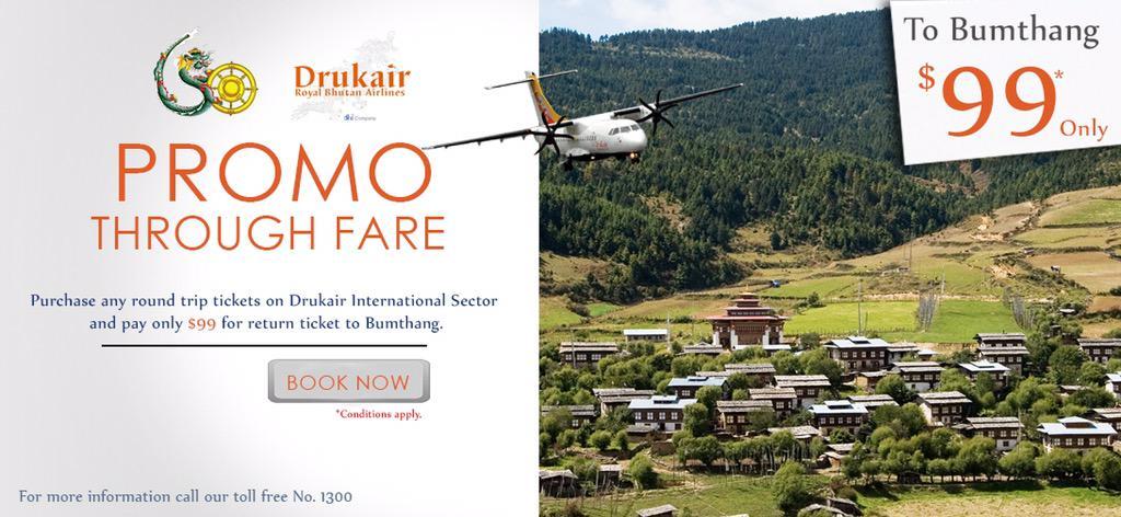 Drukair On Twitter Fly DomesticDrukairRoyal Bhutan Airlines