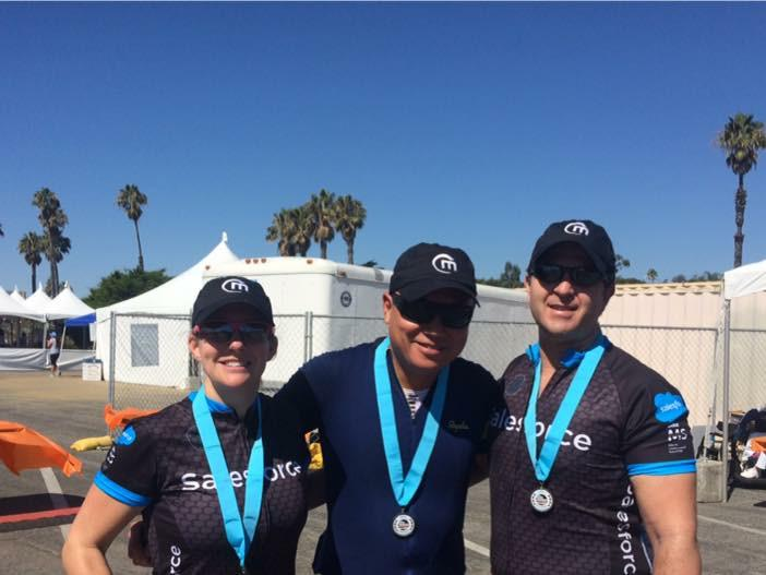 Congrats to Alicia Gunderson and Josh Holtzman for riding in @SoCalBikeMS over the weekend! #CoastalChallenge2015 http://t.co/UMqEWQquII