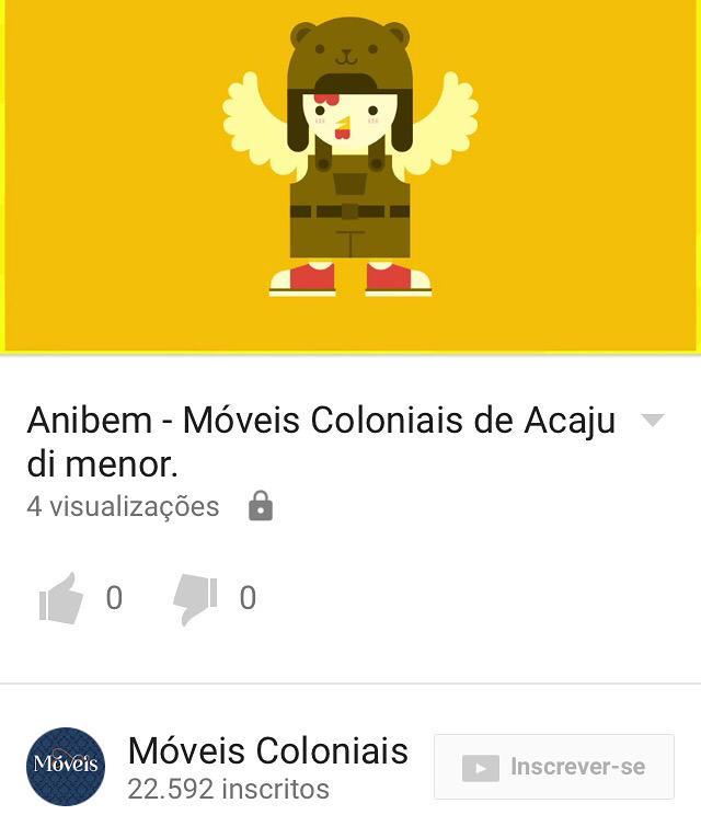 Tem música para o as crianças no nosso canal do Youtube.  http://t.co/e1nqP5noOv se gostou compartilhe!