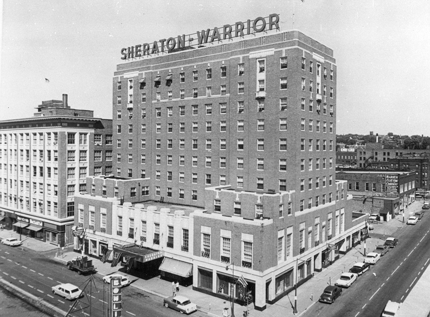 Warrior Hotel Sioux City