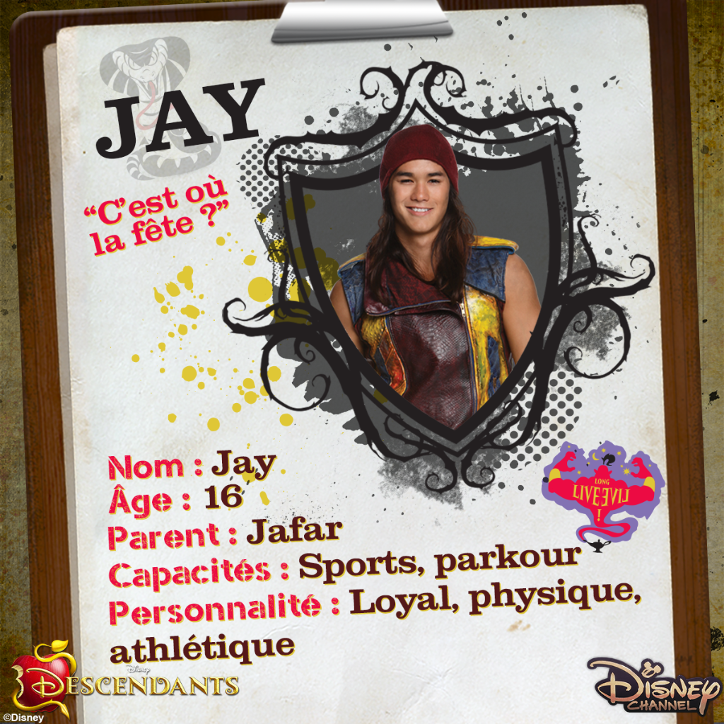 DESCENDANTS JAY
