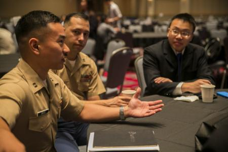 Usmc recruiting on twitter capt david shares his path to becoming a marine officer with others - Becoming a marine officer ...