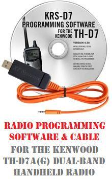 Kenwood th d7a g Manual
