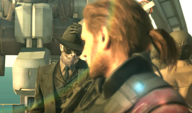 Abdullah On Twitter Grayfoxmgsv Eyes On Kazuhira Miller A Message From The Parasite We stand tall on missing legs. twitter