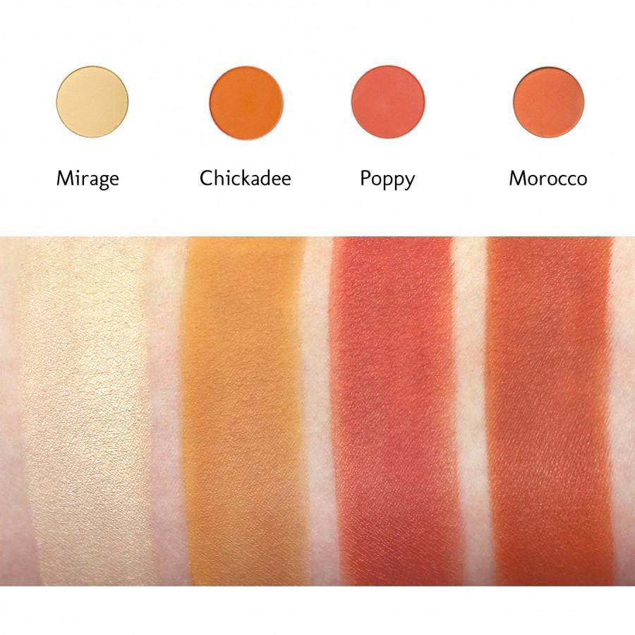 Makeup geek eyeshadow pan peach smoothie