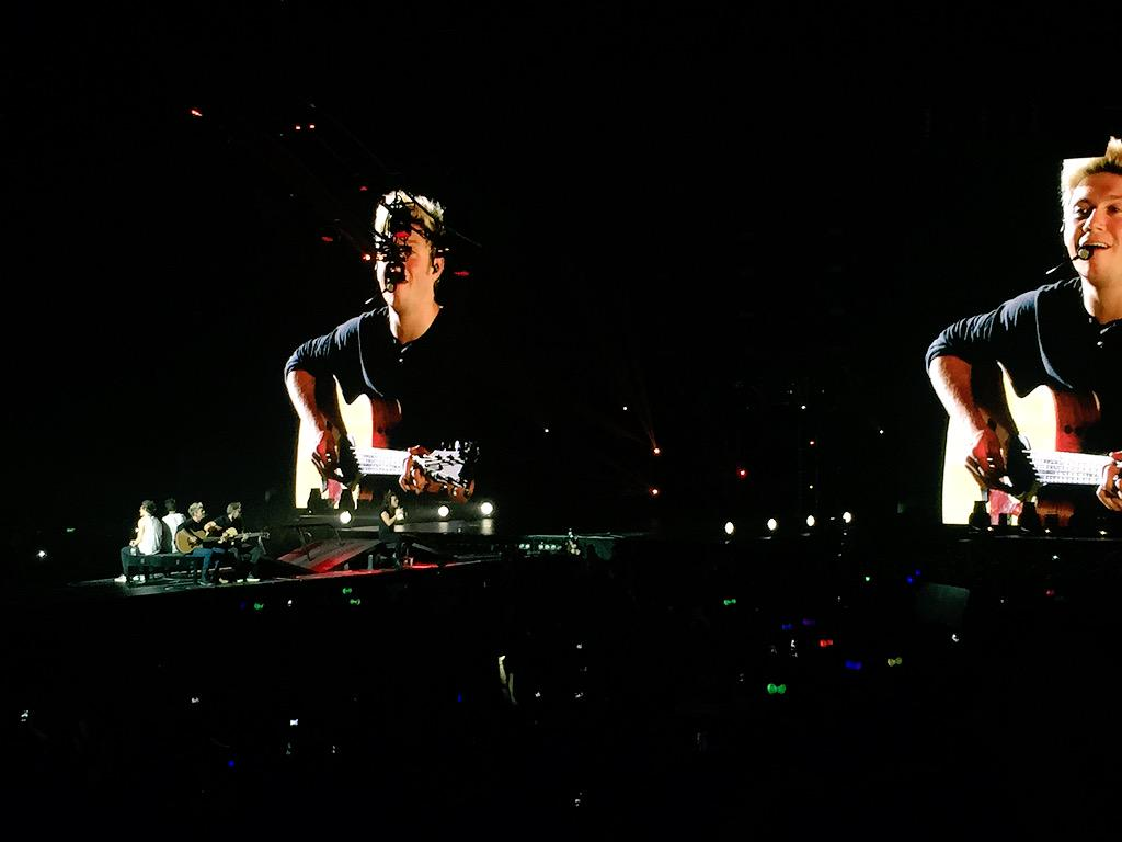One Direction are perfect, their show is perfect, #WeArePerfect is perfect!