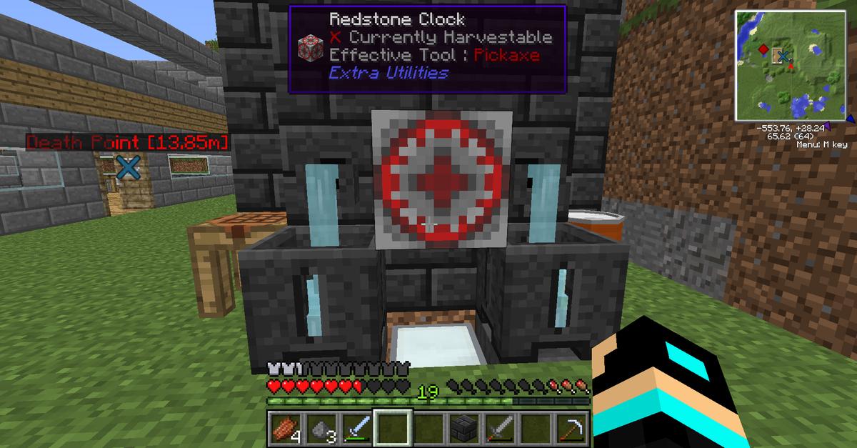 how to get destabilized redstone into a smeltery