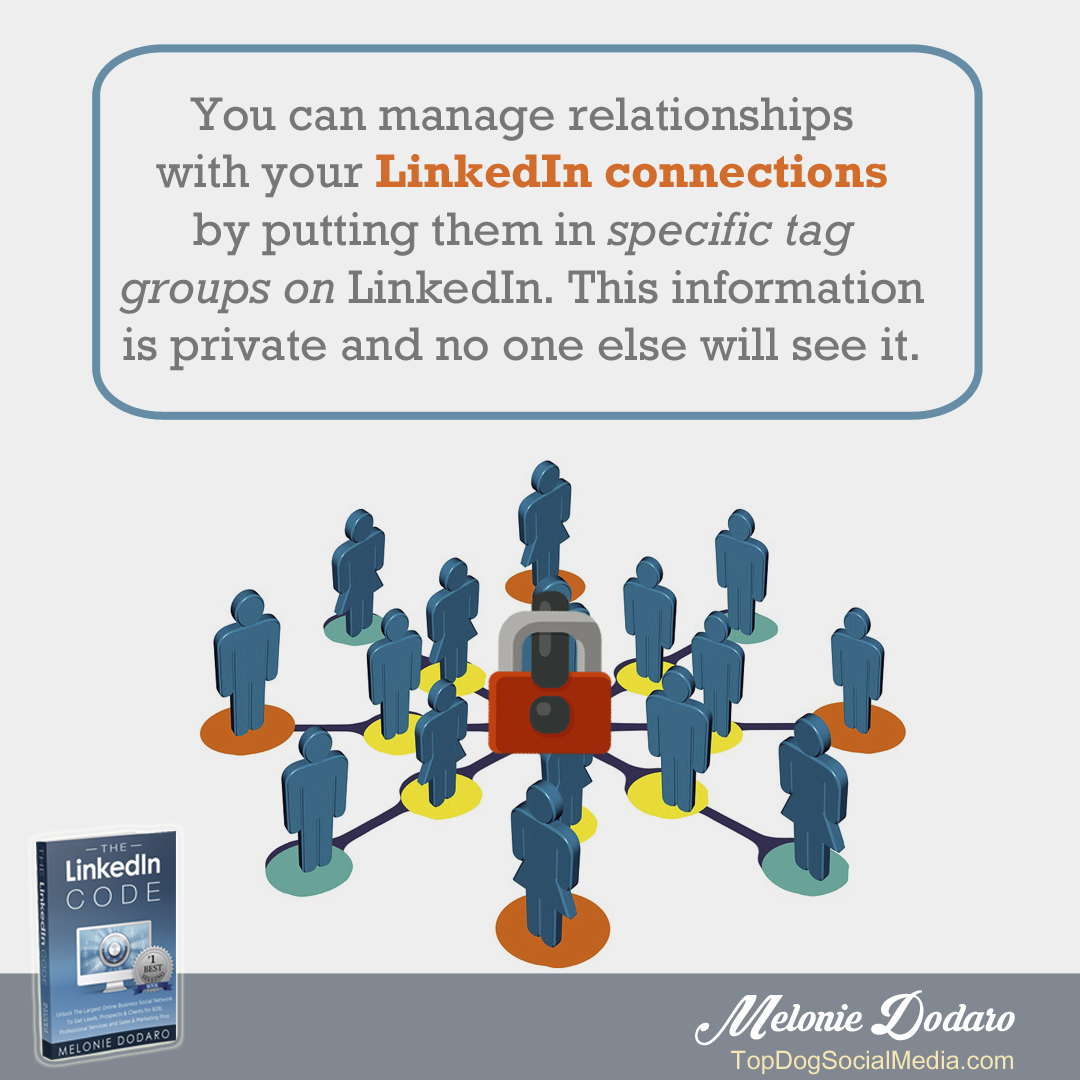 """Specific Groups: Melonie Dodaro On Twitter: """"You Can Manage Your LinkedIn"""