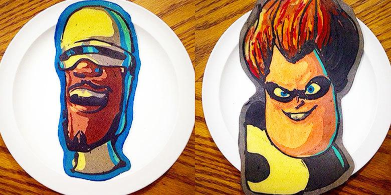 Dr. Dan The Pancake Man Makes Some Of The Most Incredible Edible Pixar Pancake Art http://t.co/nkch4zkZGB http://t.co/bEQCHGvSc4