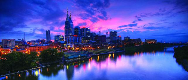 City Spotlight: More than a music town, Nashville is a booming marketing hub http://t.co/dFQHaUV7C2 http://t.co/obMreA1fnR