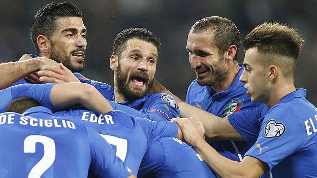 Italia-Norvegia Oggi in Diretta Streaming Rai TV Rojadirecta