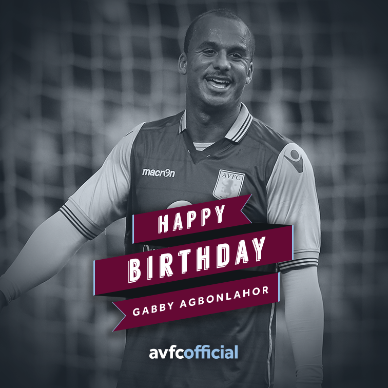 "Aston Villa FC On Twitter: ""BEST WISHES: Happy Birthday To"