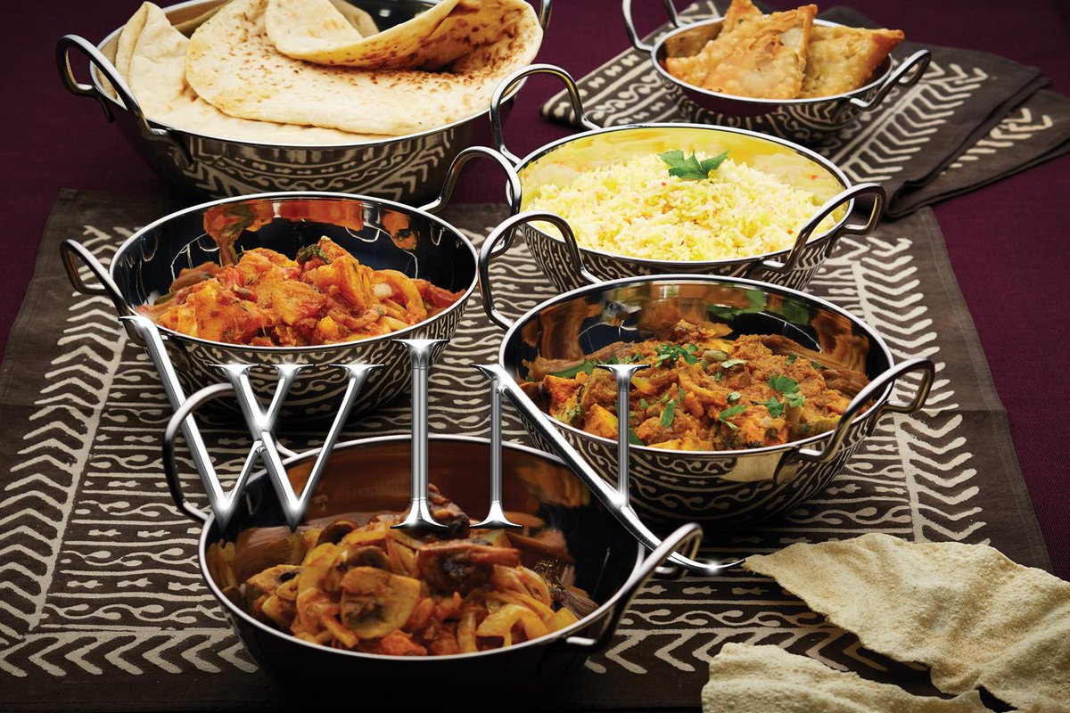 We are giving away a set of four Balti dishes in celebration of #NationalCurryWeek ! RT and follow to enter. #win http://t.co/BAopivW9ST
