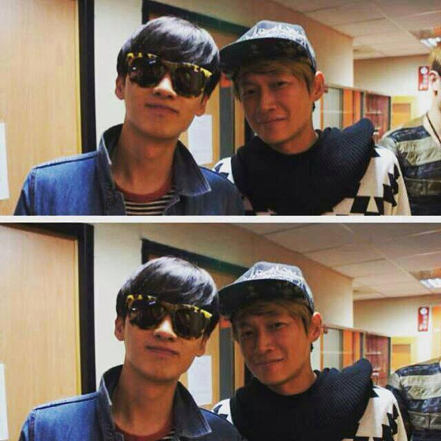 DJ Ken IG update with Eunhyuk: wish him back safely http://t.co/wqg6moz6fO