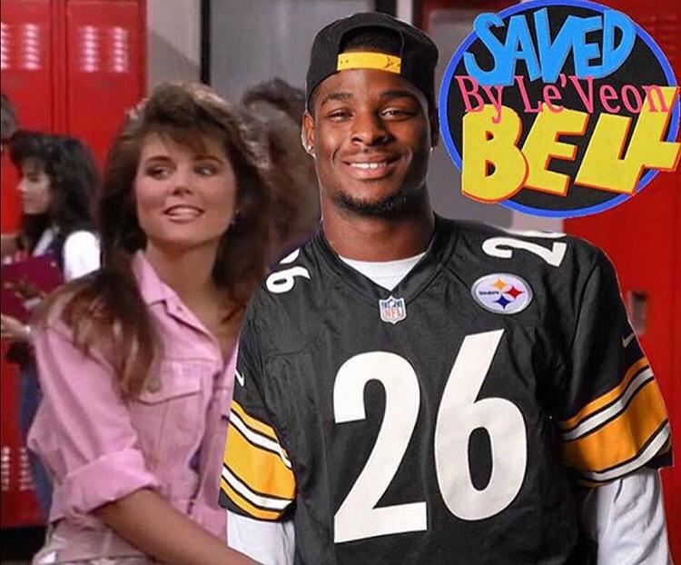 Saved By The Le Veon Bell Espn