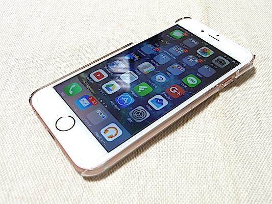 iPhone6sに「Anker iPhone 6 4.7インチ用 強化ガラス液晶保護フィルム」を貼り付けてみた!^^ http://t.co/KjoQ7A950U http://t.co/J64NjCtEyc
