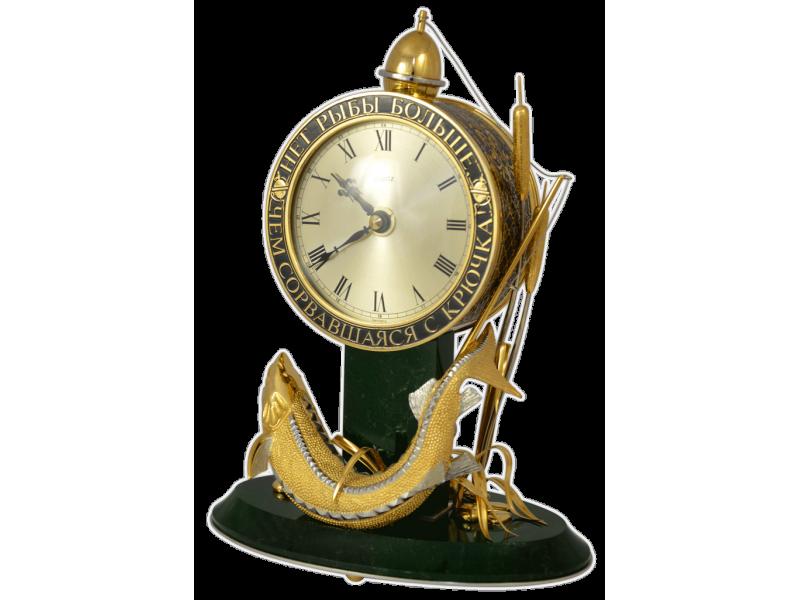 рыбалка барометр часы
