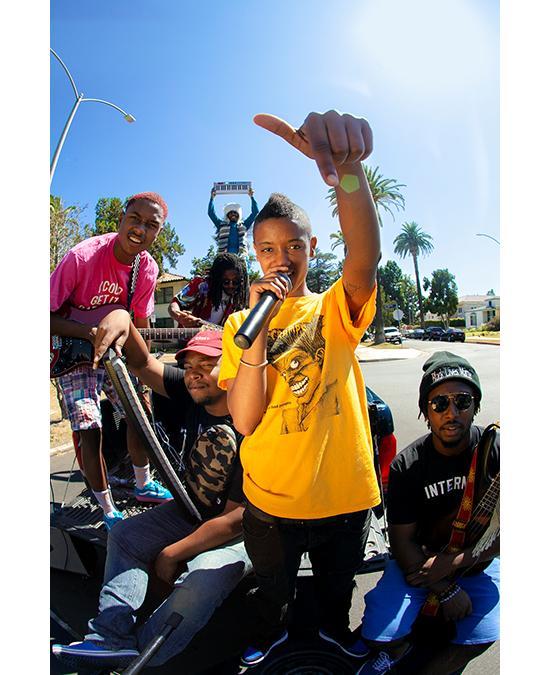 〈新着公演〉1/27(水) LAのクリエイティブ集団OFWGKTAことオッド・フューチャーが送り出すメロウソウル/R&B界の大注目株、ジ・インターネット、待望の初来日公演!!http://t.co/jhSkCO6SI7 http://t.co/DrweYULhAd