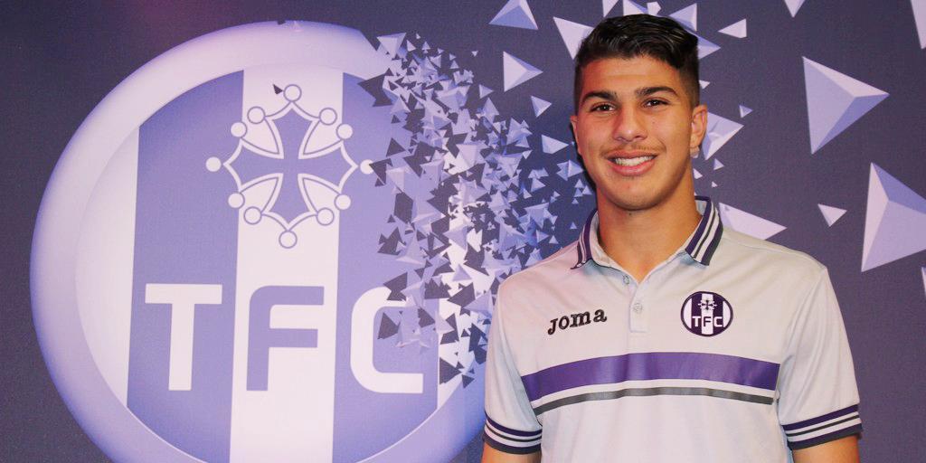 Officiel : Toulouse annonce un contrat pro !
