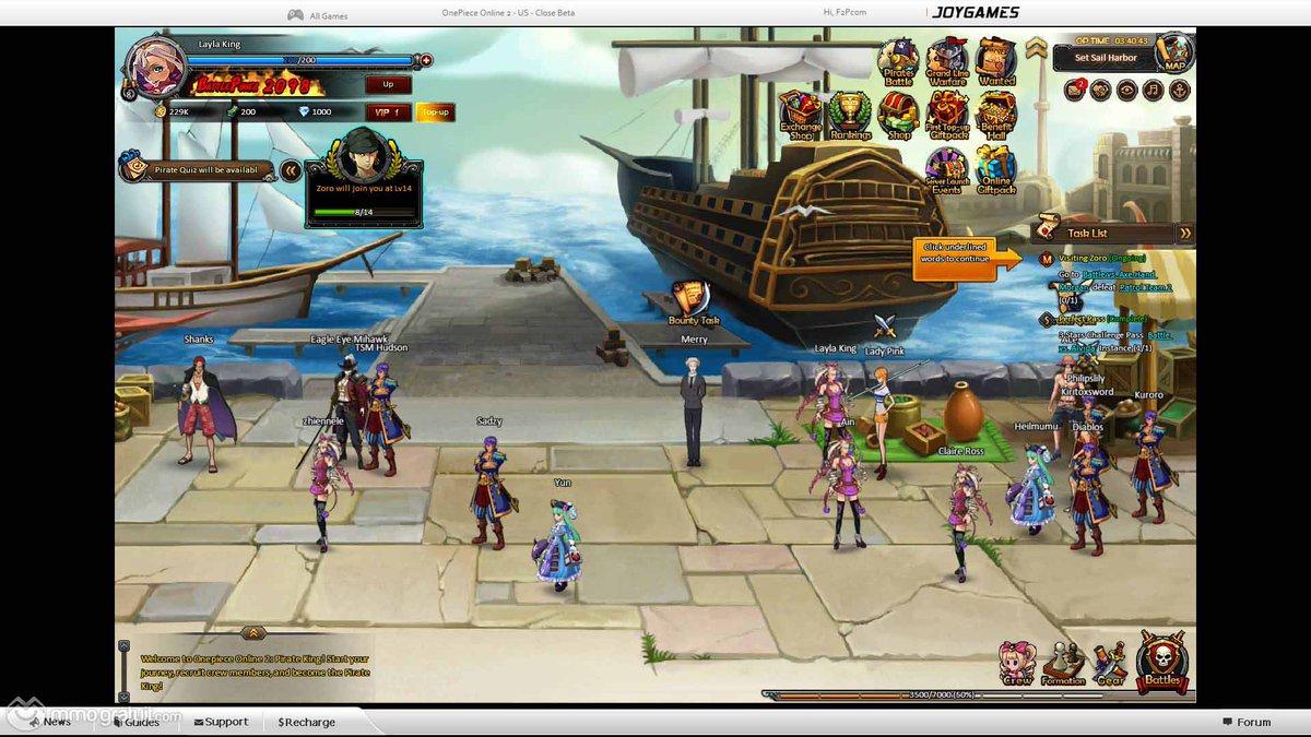 434778c9d7e Nous avons passé en revue One Piece Online 2: Pirate King -  http://www.mmogratuit.com/mmo-review/nous-avons-passe-en-revue-one-piece- online-2-pirate-king/ …