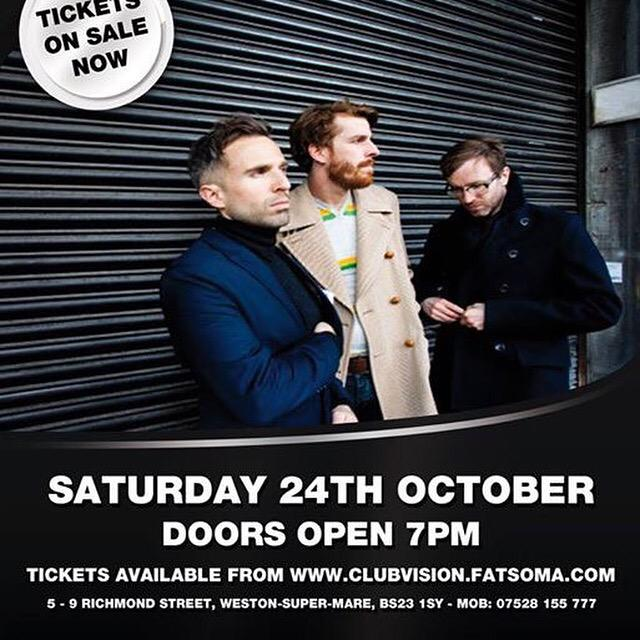 RT @ClubVisionWsM: @thehoosiersuk tour is coming to you @ClubVisionWsM tickets online via this link : http://t.co/ZVEFnxncWt http://t.co/P8…