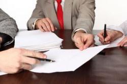 Образец соглашения о намерениях заключить договор