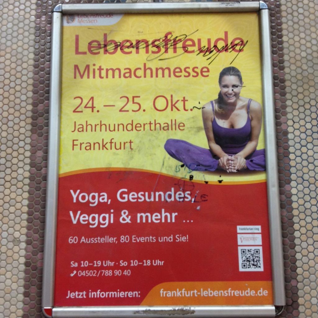 Frankfurt erotikmesse Public sex