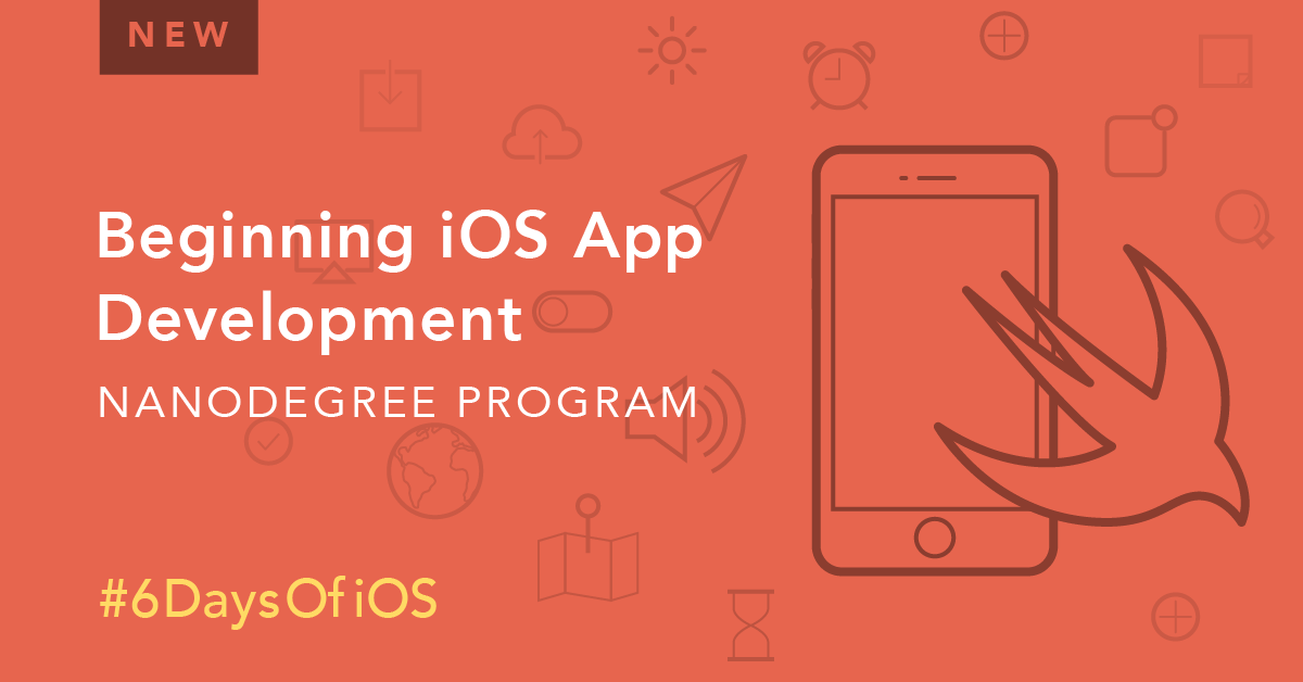Enrollment is open! No programming experience needed, and enter to win some loot! #6DaysofiOS http://t.co/iSkJePPTxm http://t.co/vxN5tZy1Cr