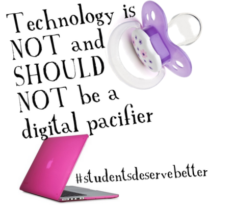Thinking of the role of tech in our schools. Made on @polyvore inspired from @E_Sheninger keynote. #itecia http://t.co/tJRYfgdmul
