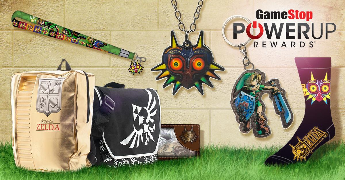 "GameStop on Twitter: ""ALL the Zelda things! Get these items and ..."