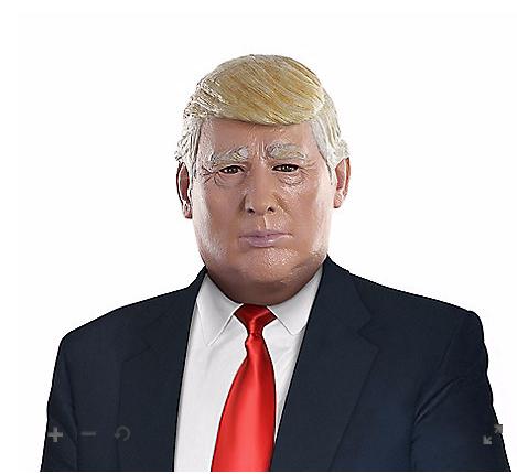 Resultado de imagen de disfraz de donald trump