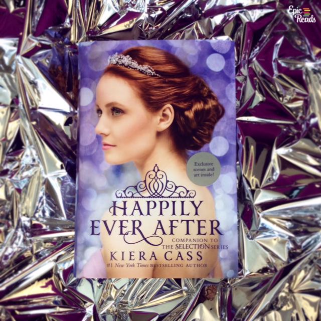 Can't wait to read the companion to @kieracass' bestselling Selection series! Details at: http://t.co/cpmUfIZQOx http://t.co/uozmCMjglv