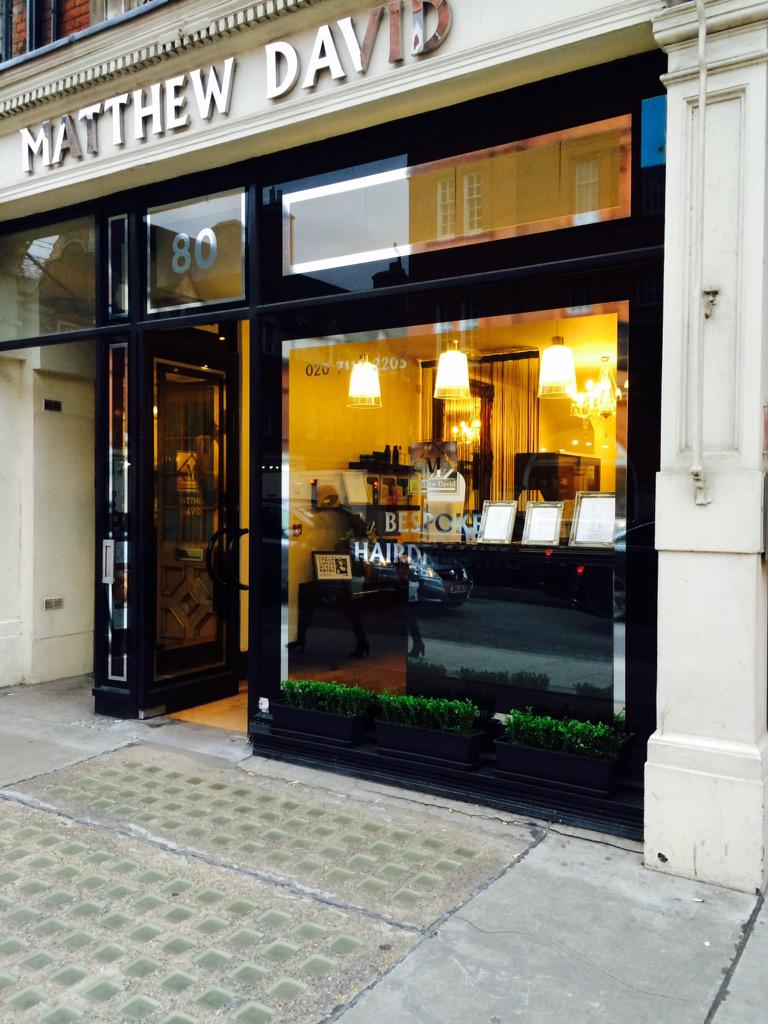 matthew david on twitter nice new shop front gleaming oh and box hedging outside mayfair hairdresser matthewdavid httptcoylcsu3kf6e - Glass Front Cafe 2015