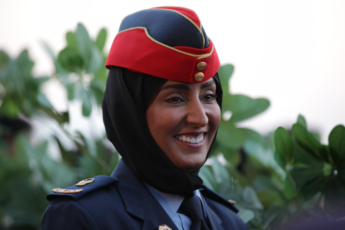 Honoring Mariam al-Mansouri for battling stereotypes & terror from the air http://t.co/r0dGfyxtwm #AsiaGameChangers http://t.co/P2dAL94NUU