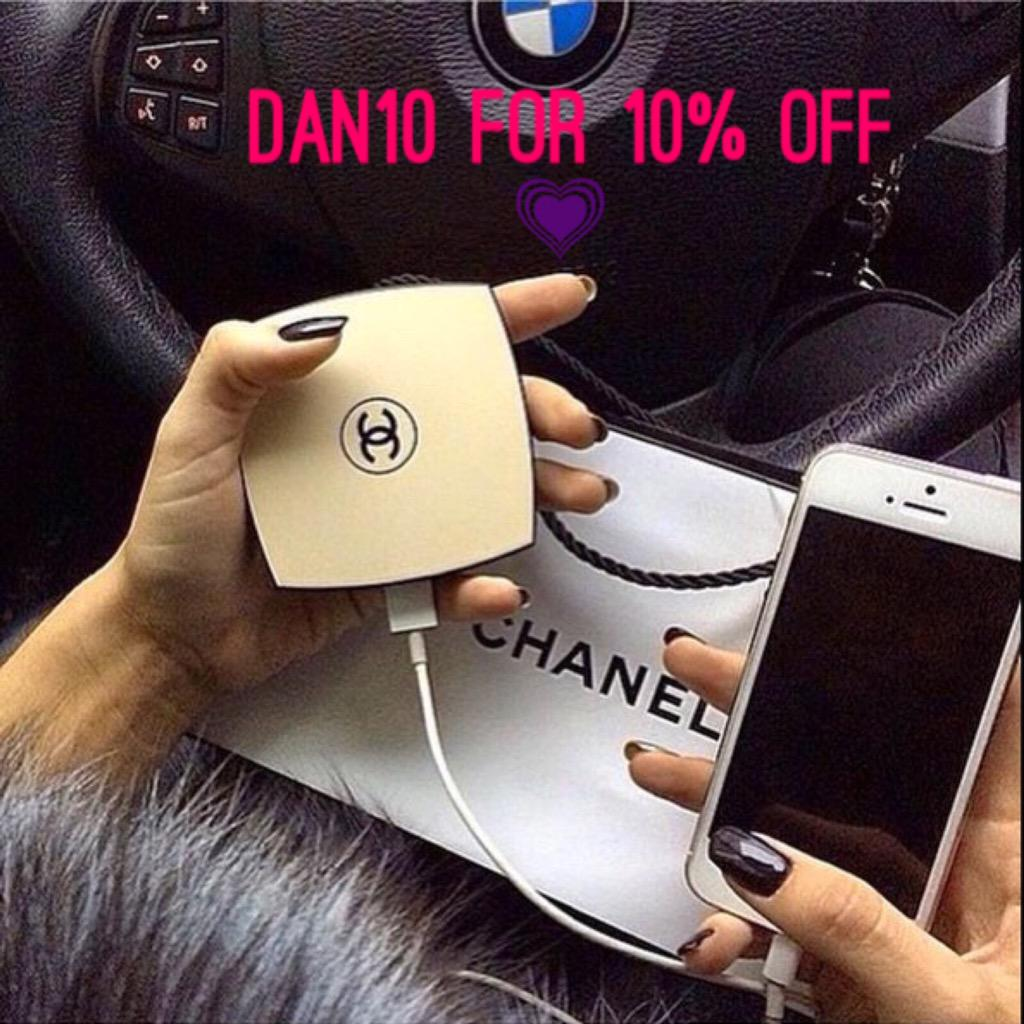 Ladies these are a must order now @cherrydropuk limited stock USE CODE DAN10 at checkout phone chargers for girls❤️ http://t.co/sEUXWmWu4f
