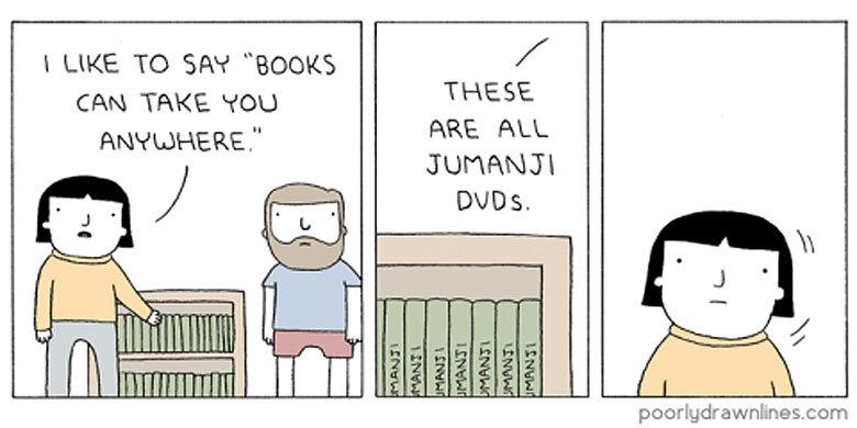 'Poorly Drawn Lines'—Reza Farazmand's Webcomic Is A Surreal Looking Glass Of The Modern Wo… http://t.co/ABCDSdk9lq http://t.co/TK6C5ZgAji