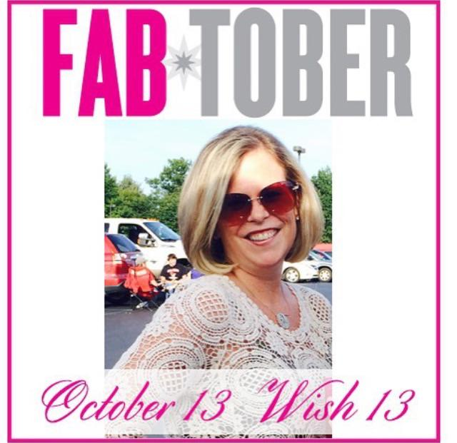 Our 13th #FABtober winner in honor of #BreastCancerAwareness month is Helena from .... http://t.co/dzQDtD8xBa http://t.co/Yci00QWPG1