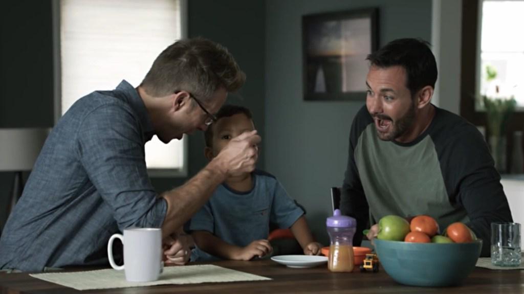 """Dwóch ojców i nawiązanie do """"Gwiezdnych Wojen"""" w zaskakującej reklamie Campbell's Soup http://t.co/JifMzCcLkW http://t.co/nsZTI4XofJ"""