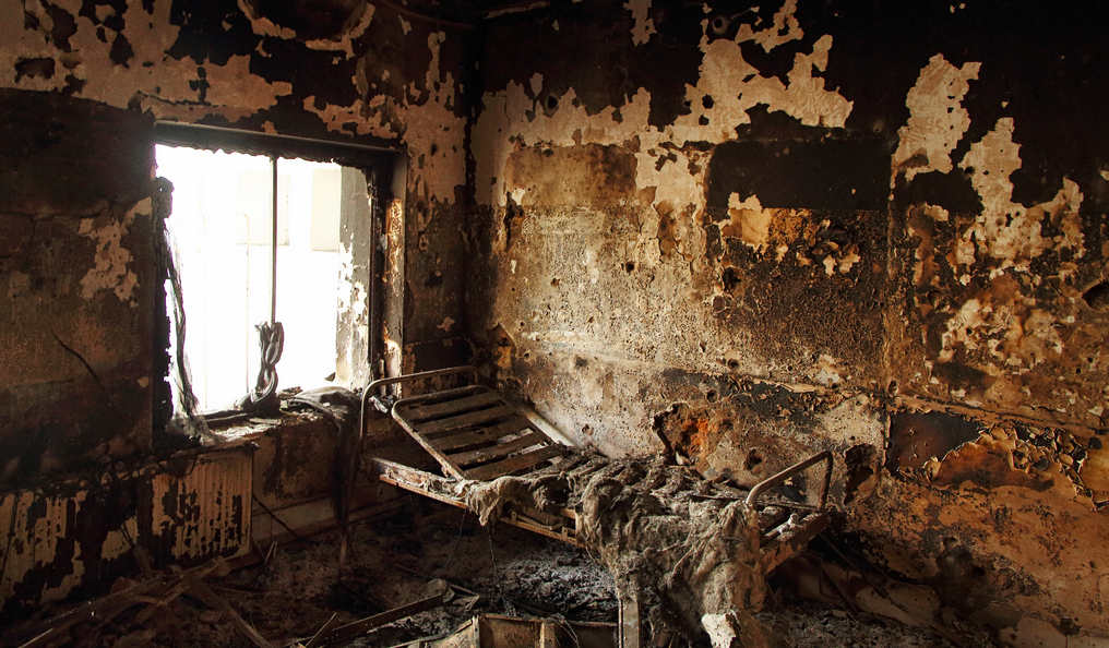 Unreal & exclusive images from the @MSF_USA hospital bombed by the US in Kunduz http://t.co/CDZNgxRdhu http://t.co/xgrEJwC6FK