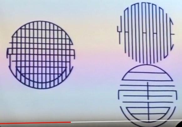 [速報]来年、開館50周年を迎える山種美術館は、その記念ロゴを発表した。円の中に格子が見えるがこれを分解すると「日本画」と「YAMATANE」に。https://t.co/uZ0c2NoDLs  デザインは佐藤卓氏。さすがである。 http://t.co/TH2Pdta3Bz